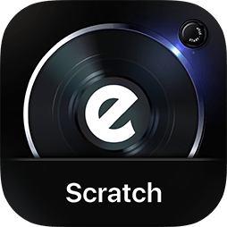 edjing Scratch logo