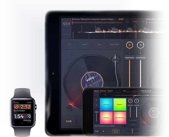 edjing Mix | Mix all your music with the world's #1 DJ app