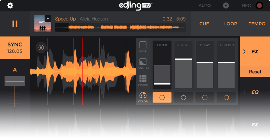 edjing Pro | The app that turns you into a pro DJ